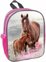 Animal Pictures Kinderrugzak 6 liter - Paard  en Veulen