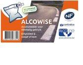 alcoholtester eenmalig Alcowise | 6 stuks | goedgekeurd voor Frankrijk | NF keurmerk | chroomvrij | betrouwbaar testresultaat | compact en makkelijk in gebruik | 24 maanden houdbaar