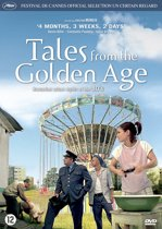 DVD cover van Tales From The Golden Age