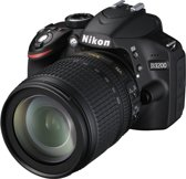 Nikon D3200 + 18-105 mm VR - Spiegelreflexcamera