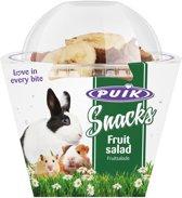 Puik Fruitsalade - Knaagdier - Snack - 2 x 65 gr