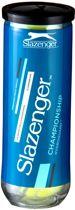 Slazenger CHAMPIONSHIP 3PET - Geel - Tennisballen