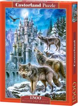 Wolves and Castle puzzel 1500 stukjes