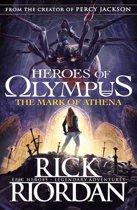 Omslag van 'The Mark of Athena (Heroes of Olympus Book 3)'