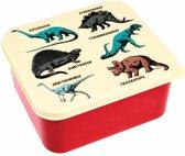 Brooddoos / Lunchbox - Prehistoric Land - Dino - Dinosaurus | Rex
