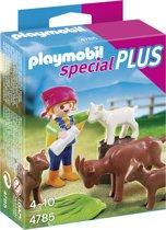 Playmobil geitenhoedster