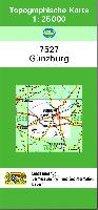 Günzburg 1 : 25 000