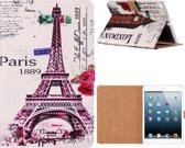 Parijs Boekmodel Hoesje iPad Air