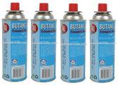 All Ride gasfles | Gasbus voordeelset 4 stuks voor onkruidbrander