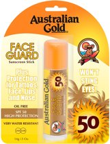 Australian Gold Face Guard Stick -  SPF 50