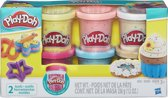 Play-Doh Confetti 6 potjes - Speelklei
