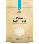 Body & Fit Superfoods Pure Teff meel - Glutenvrij & Volkoren - 500 gram