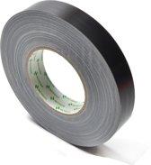 Nichiban   -  duct tape    -  25 mm x 50 m   -  Zwart