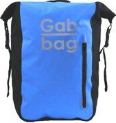 Reflective Gabbag Rugzak - 25 Liter - Blauw - 100% Waterdicht