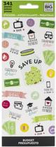 Me and My Big Idea's - Happy Planner Stickers -  Budget - 341 Stuks