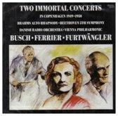 Brahms: Alto Rhapsody, Beethoven: Symphony No. 5