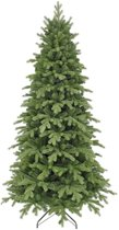 Triumph Tree smalle kunstkerstboom sherwood spruce maat in cm: 230 x 125 groen