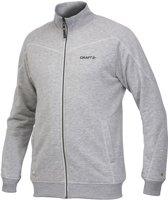 Craft In-The-Zone Sweatshirt Men greymelange 3xl