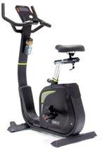 Hometrainer - Fitbike Senator iPlus - Ergometer - Fitness fiets - Indoor home trainer fitness - Grijs