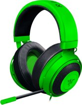 Razer Kraken Pro V2 Oval - Over Ear - Gaming Headset - PS4 + Xbox One + PC + MAC - Groen
