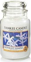 Yankee Candle Midnight Jasmine - Large Jar