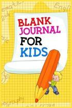 Blank Journal for Kids