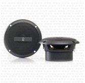 Poly-Planar Waterproof Flush Mount Grey Speakerset 3 Inch - 60 Watt