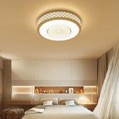 De moderne minimalistische 24W ronde woonkamer Lamp eetkamer slaapkamer hoogtepunt Chip wit licht LED plafondlamp  Diameter: 42cm