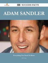 Adam Sandler 203 Success Facts - Everything you need to know about Adam Sandler