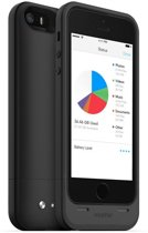 Mophie Space Pack 32GB iPhone 5/5S - Zwart
