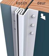 Secustrip Basic buitendraaiend wit lengte 2115mm SKG* 1010.130.02