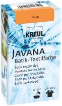 Javana Oranje Batik Textile Dye - 70ml tie dye verf