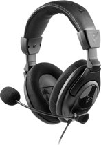 Turtle Beach Ear Force PX24 Wired Virtueel Surround Gaming Headset � Zwart (PS4 + Xbox One + Mac + Mobile)