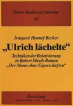-Ulrich Laechelte-