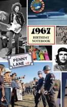 1967 Birthday Notebook
