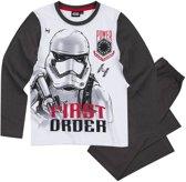 Star-Wars-Pyjama-grijs-maat-128