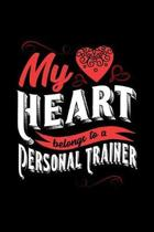 My Heart Belongs to a Personal Trainer