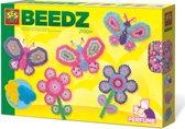 Beedz: Strijkkralen vlindertuin