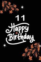 11 happy birthday