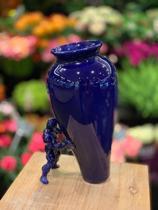 My superhero vase - blauw