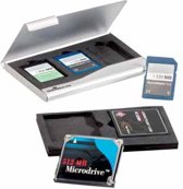 Durable memory card box