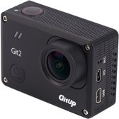 GitUp Git2 Standard Edition 2K HD WiFi Action Camera DV Action Camera(zwart)