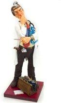 Huisarts – man - dokter - beeldje – beroepen – professions – Guillermo Forchino – 10x10x24 cm