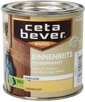 Cetabever Binnenbeits Transparant Acryl - 0,25 liter - Grenen