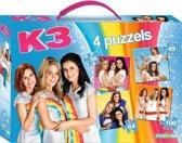 K3: Puzzel 4 in 1 met handvat