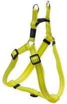 Rogz For Dogs Lumberjack Step-In Hondentuig - 25 mm x 67-103 cm - Geel