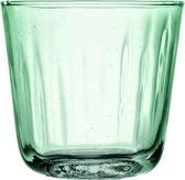 LSA Mia Waterglazen - Gerecycled Glas - 250 ml - Set van 4 Stuks