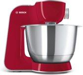 Bosch MUM5 CreationLine MUM58720 - Keukenmachine - Rood