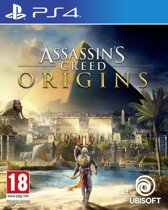 Cover van de game Assassins Creed: Origins - PS4