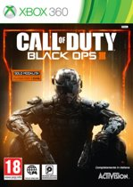 Call of Duty: Black Ops 3 - Xbox 360 (IT Cover/Game Engels)